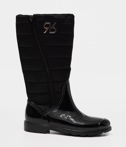 LUAN BOOTS, BLACK