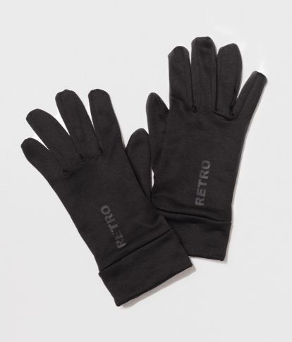 BRAY GLOVES, BLACK