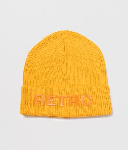 SCOTIE HAT, OCHRE