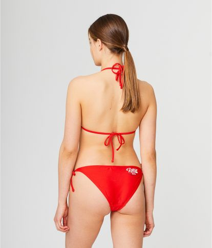 OMARY BEACHWEAR, RED
