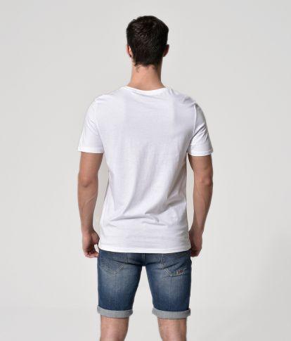 LUDVIG T-SHIRT, WHITE