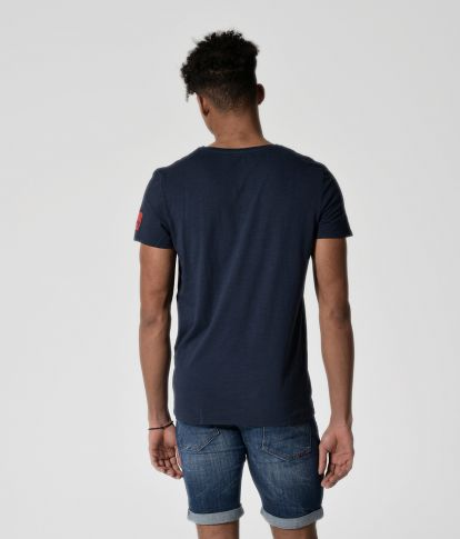 BRIN T-SHIRT, DARK BLUE