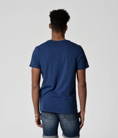 DOMEN T-SHIRT, BLUE
