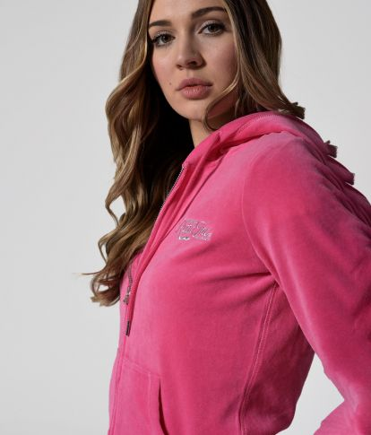 BEVERLY JOGGING TOP, PINK