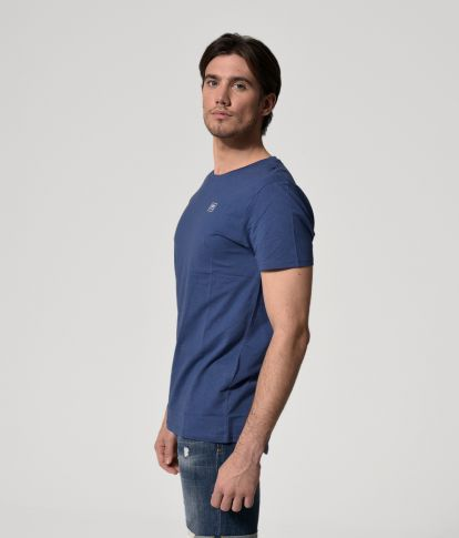 VINCENT T-SHIRT, BLUE