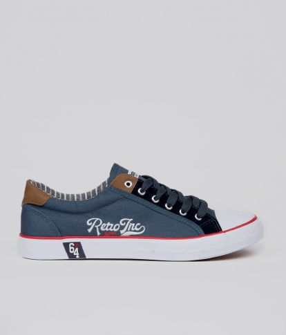GEORGE 20 SNEAKERS, NAVY