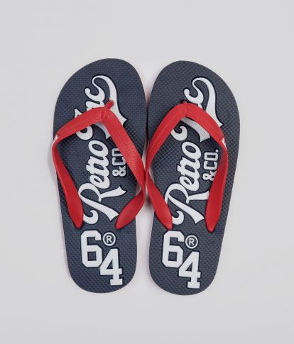 SURFBOARD COLOR 20 FLIP FLOP, NAVY
