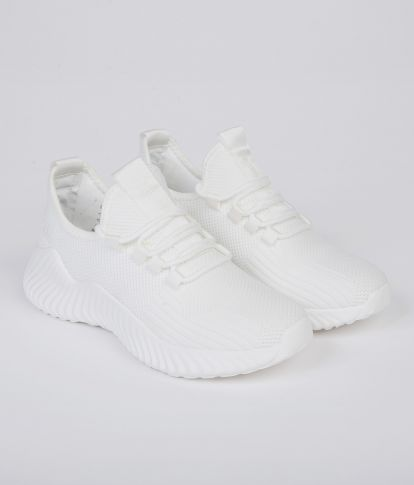 NANCY SNEAKERS, OFF WHITE