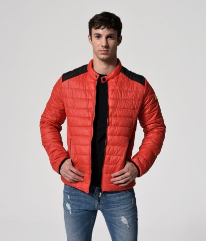 ROSS JACKET, RED