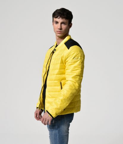ROSS JACKET, YELLOW