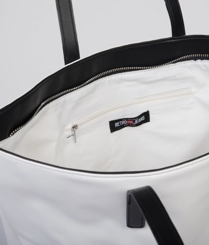 JACEY BAG, OFF WHITE