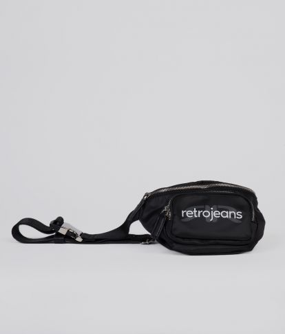 NAKISHA BAG, BLACK