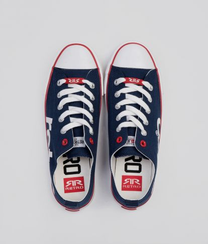 CLAXTON 20 SNEAKERS, NAVY
