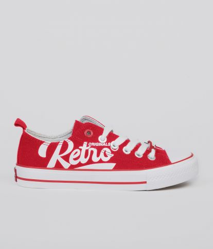 LIVIA 20 SNEAKERS, RED
