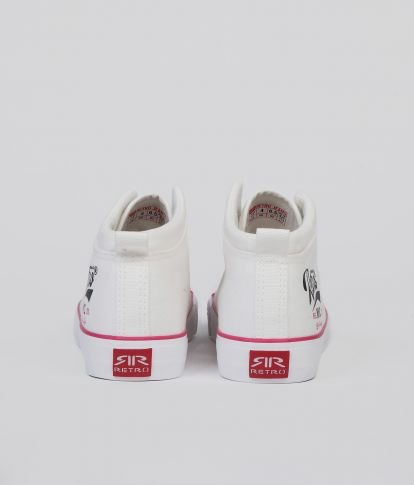 RUIBO 20 SNEAKERS, OFF WHITE