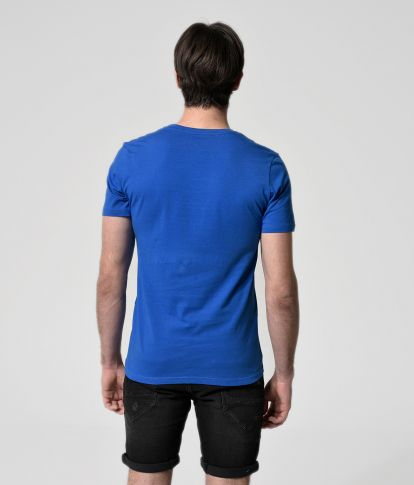 CIAN T-SHIRT, BLUE