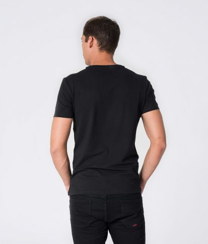 ZENIT 20 T-SHIRT, BLACK