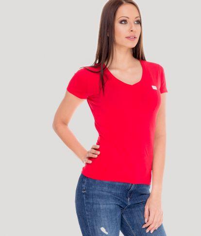 ZENIT W 20 T-SHIRT, RED