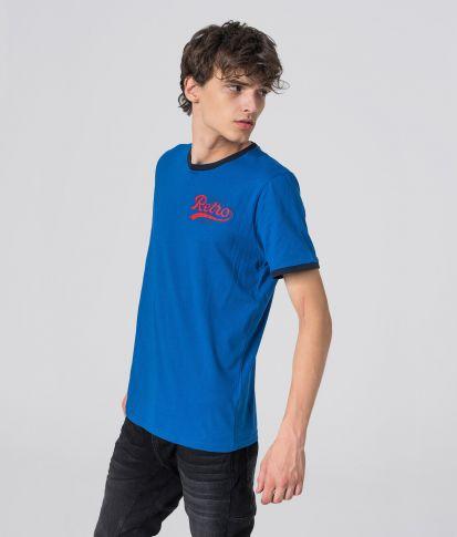 AURELIEN T-SHIRT, BLUE