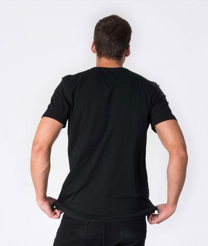 FILPO T-SHIRT, BLACK