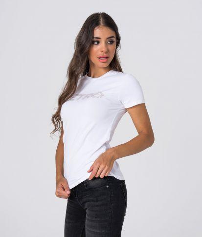 MARIELLA20 T-SHIRT, WHITE
