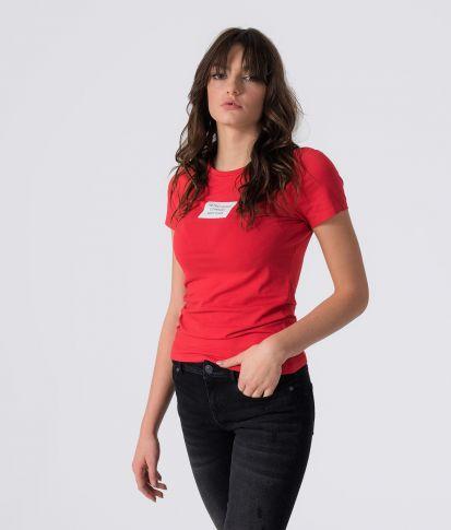 ELENA T-SHIRT, RED