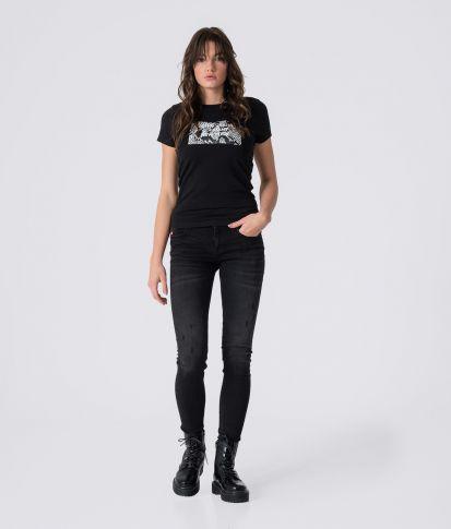 MERIDA T-SHIRT, BLACK