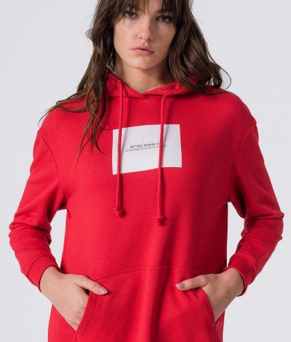 TETTY20 DRESS, RED