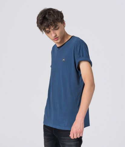 COSTA T-SHIRT, DARK BLUE