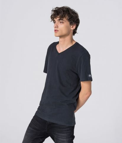 COSTA V T-SHIRT, BLACK
