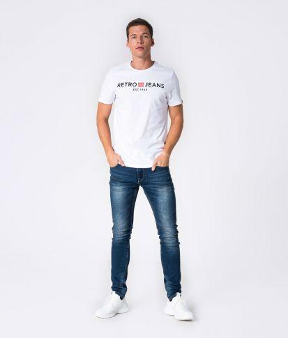 ENOS T-SHIRT, WHITE