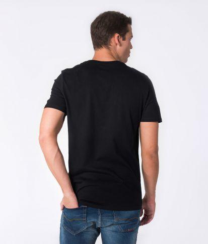 ERMIN T-SHIRT, BLACK