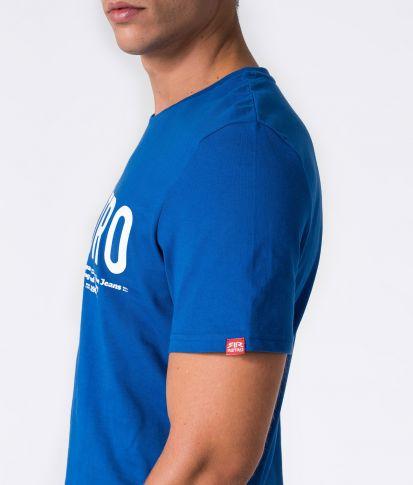 ERMIN T-SHIRT, BLUE