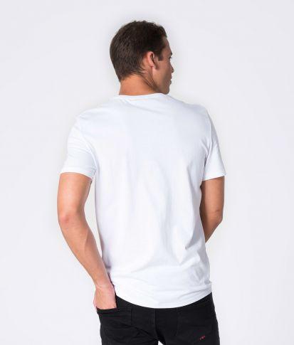 MARCELO T-SHIRT, WHITE