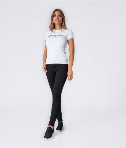 EMERSON T-SHIRT, WHITE