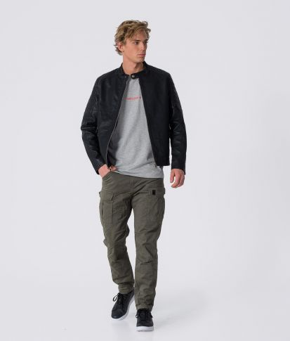 NICO PANTS, DARK OLIVE