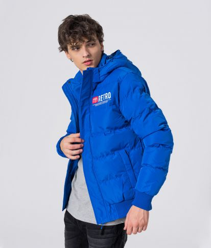 CRAFT 20 JACKET, BLUE