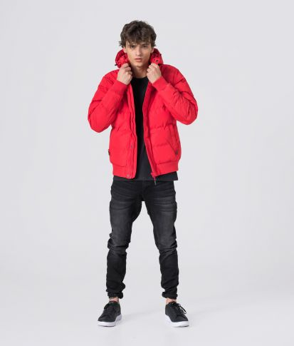 CRAFT 20 JACKET, RED