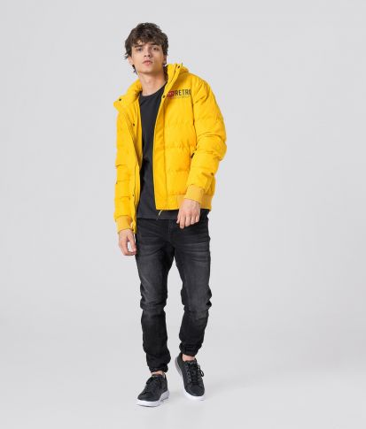 CRAFT 20 JACKET, YELLOW