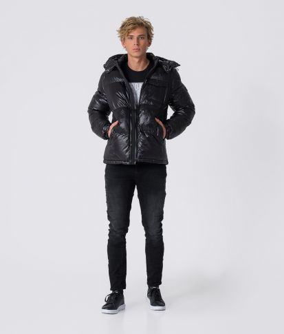 JHON JACKET, BLACK