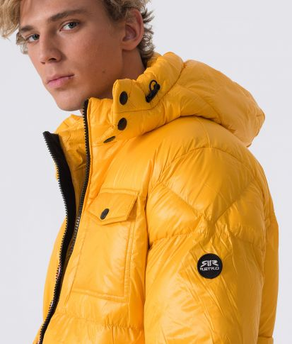 JHON JACKET, YELLOW