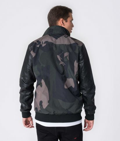 NORTON JACKET, CAMOUFLAGE
