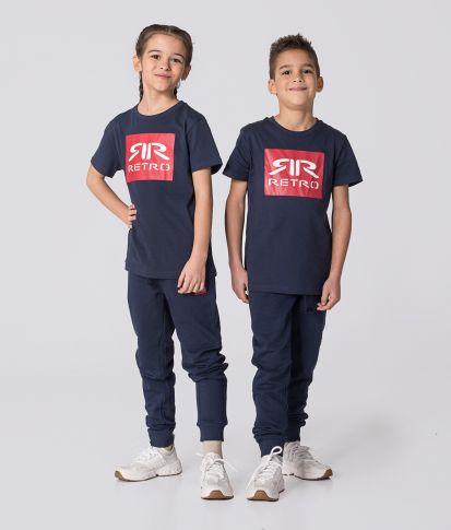 KID T-SHIRT, BLUE