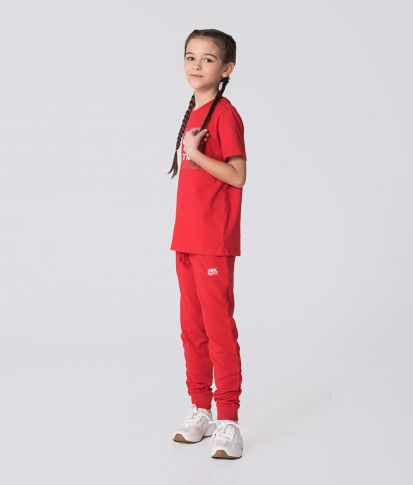 KID T-SHIRT, RED