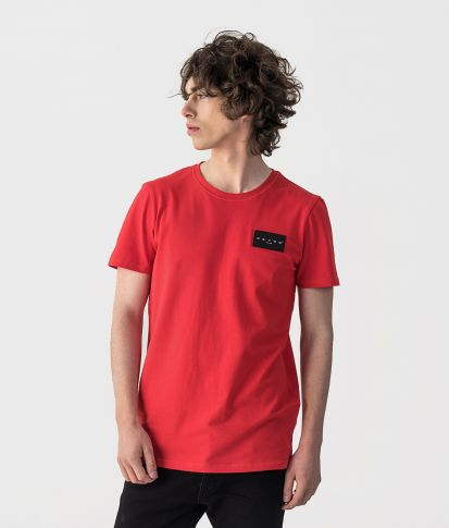 SUPERSONIC T-SHIRT, RED