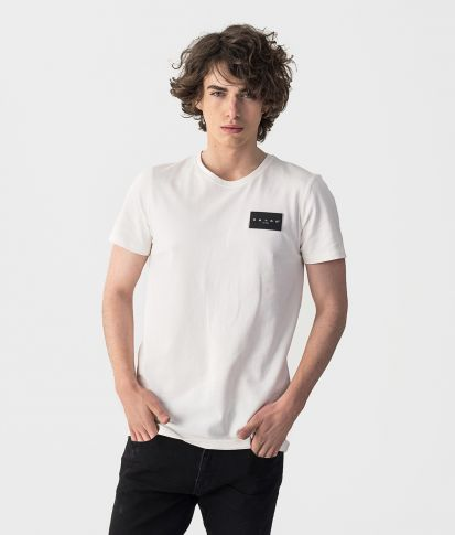 SUPERSONIC T-SHIRT, WHITE