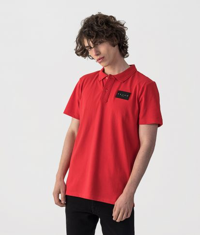 SUPERSONIC POLO POLO, RED