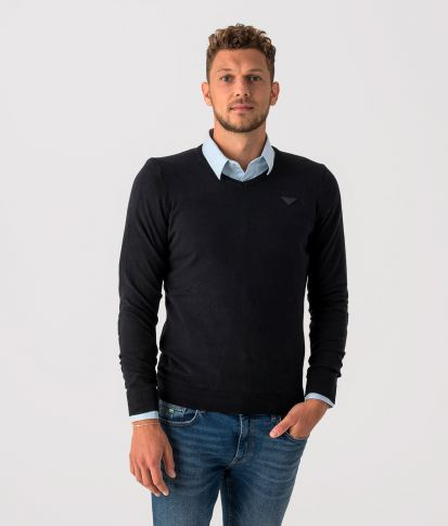 FTC KNITTED PULLOVER  KNITWEAR, NIGHT
