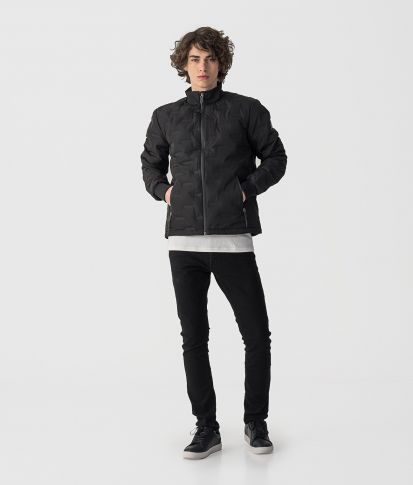SUPERSONIC JACKET JACKET, BLACK