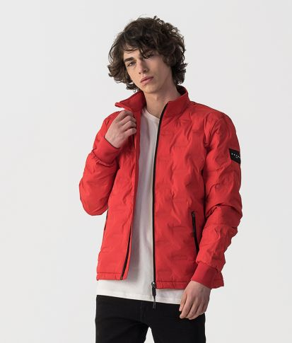 SUPERSONIC JACKET JACKET, RED